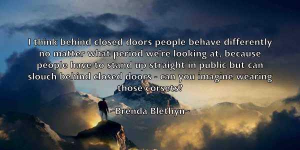 Brenda Blethyn Cleavage